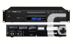 WANTED: Rack Mountable CD Player/Deck