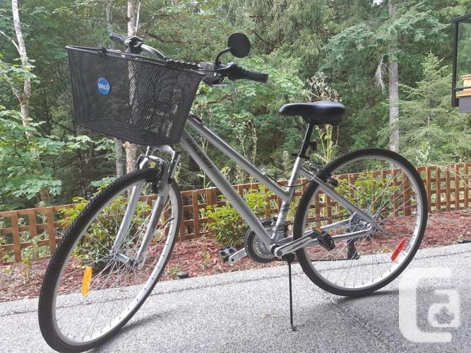 Raleigh Women's Hybrid Bike 700c