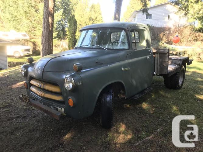 Rare 1956 Dodge Fargo -1 and a half ton pickup truck