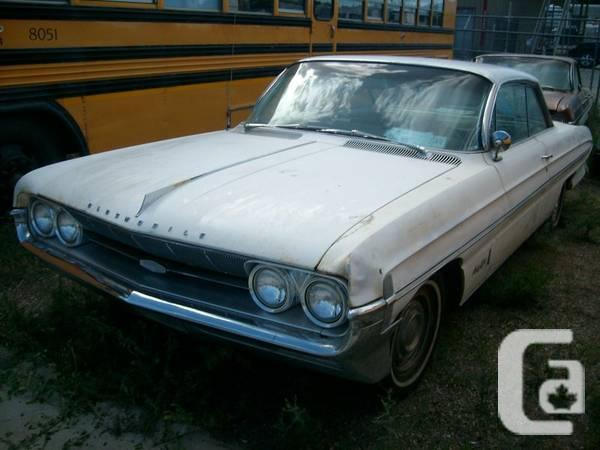 Rare 1961 Olds 98,2 for 1 ! - $7000