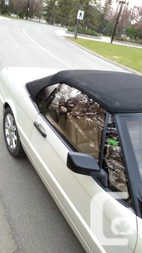 Rare 1992 Cadillac Allante Convertiable