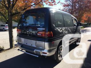 RARE!!! 1997 Mitsubishi Delica CHAMONIX EDITION