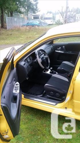 Rare 2003 MazdaSpeed Protege, 4 cyl, Turbo