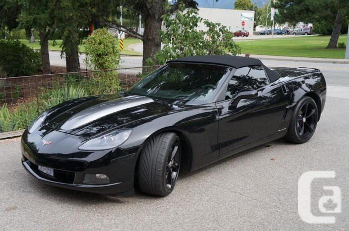 Rare 2008 Callaway Corvette