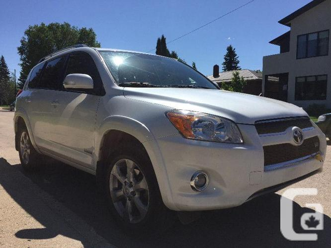RAV4 / Limited edition - V6 - 2010 - Sunroof - Remote