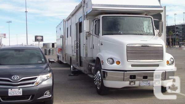 Rebel motorhome & amp truck - $100000