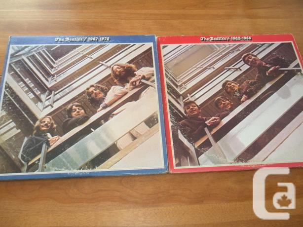 Records The Beatles