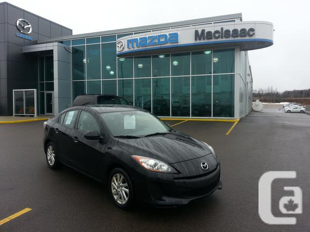 RECUCED TO $13995 2012 Mazda Mazda 3 GX Convenience