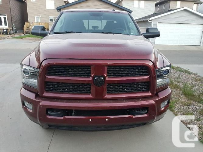 REDUCED 2016 Ram 3500 Laramie