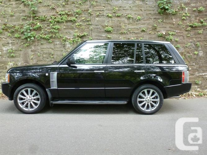 REDUCED!! Land Rover Range Rover SC