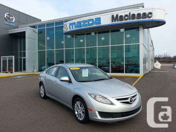 REDUCED TO $12995 2009 Mazda 6 GS AUTO