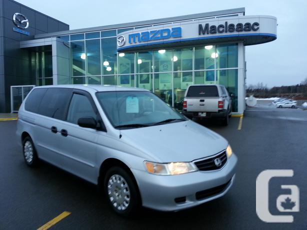 REDUCED TO $3995 2003 Honda Odyssey