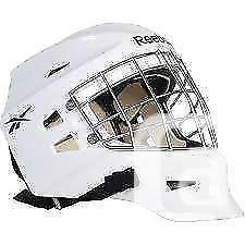Reebok 7K Men's Goalie Mask White