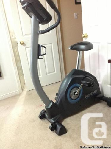 Reebok RT 300 Stationary Exercise Bike