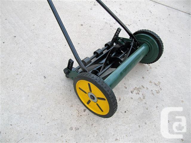 Reel Lawnmower ~ 14""