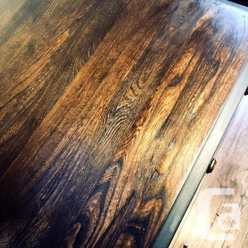 Refurbished vintage desk