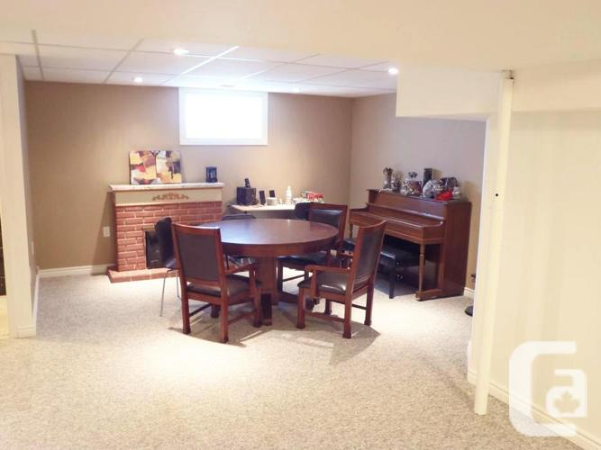 renovated one bedroom basement suite for rent all utilities included