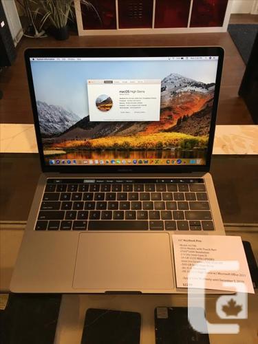 "Retina 13"" MacBook Pro 2.9 GHz Intel Core i5 16 GB"