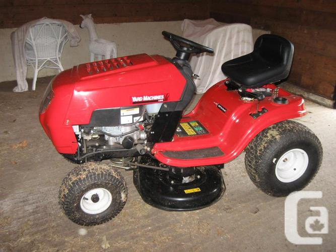 Ride-on Lawn Tractor for sale in Duncan, British Columbia