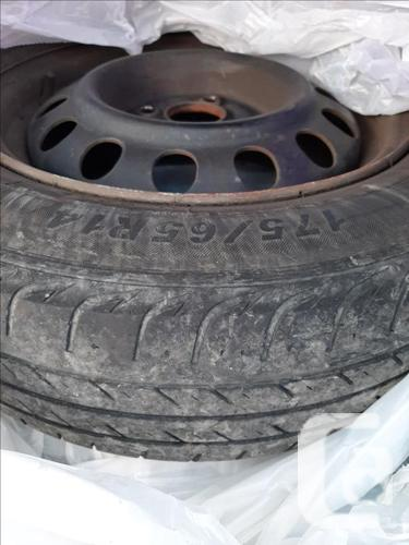 Rims with 14 Inch Tires