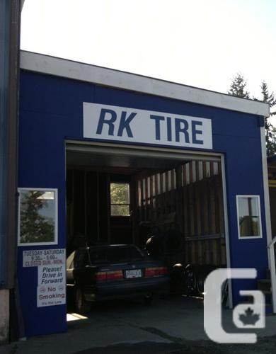 RK TIRE     The Best deals on New and Used Tires  and