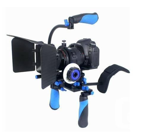 RL-02 Shoulder Rig Kit for DSLR. - $240