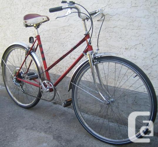 """Road King antique cruiser with 26""""tires"""