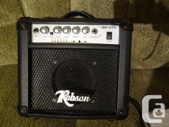 Robson GA-15TS Guitar Amplifier - Very Good Condition