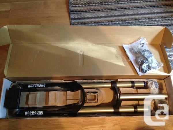 Rock Shox BoXXer R2C2 forks - $800