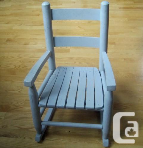 Rocking Chair ~ Children