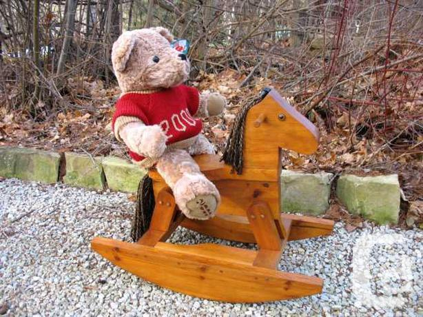 Rocking Horse for Your Home or Cottage