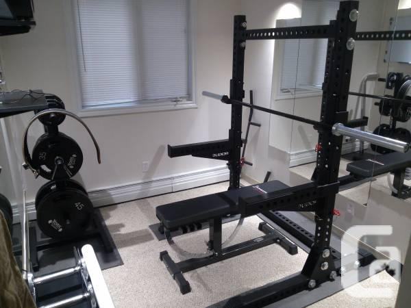 Rogue Ironmaster Exercise Space - $3000
