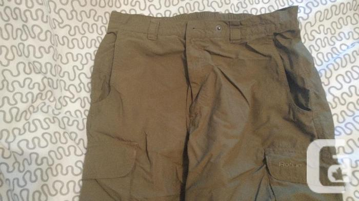 Rohan Jungle expedition cargo pants