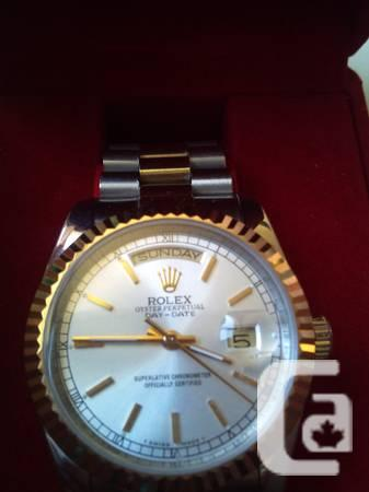 ROLEX DAY DATE MENS WATCH - $8500