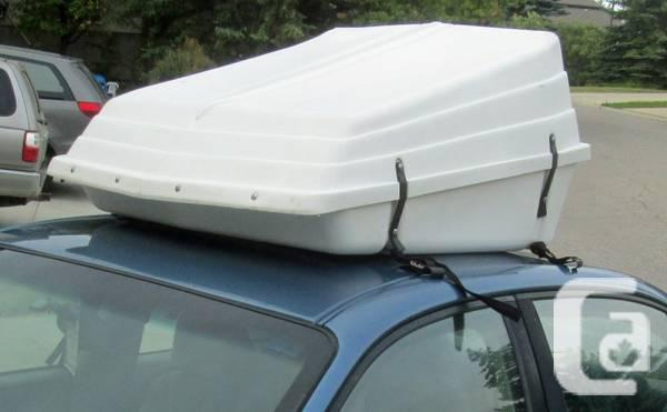 Roof-Top Box ~ Car - $125