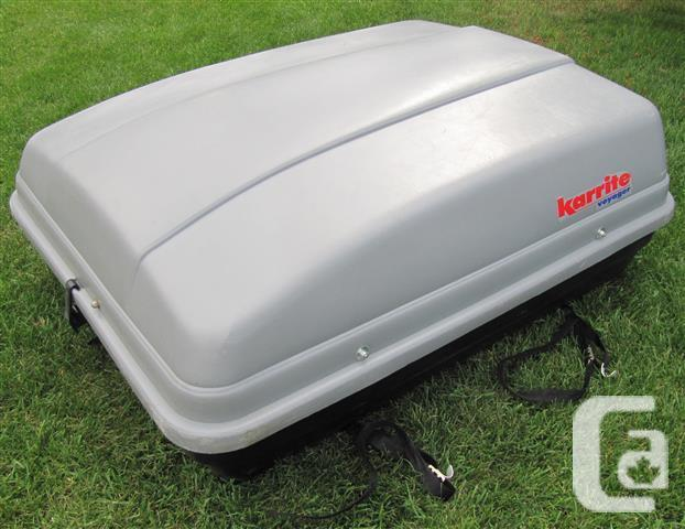 Roof Top Box ~ Karrite Voyager