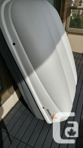 Rooftop cargo box - $85 (Burnaby)