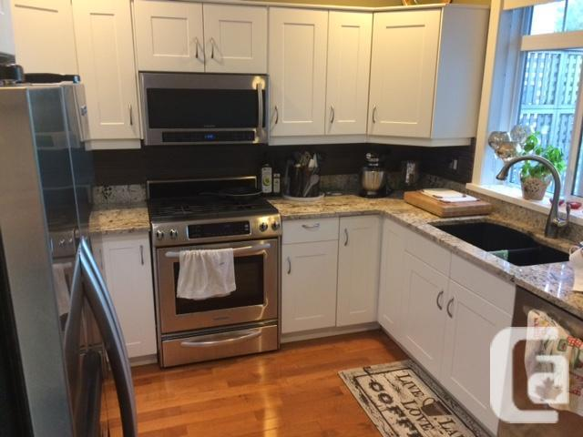 Room for rent in a large two level duplex with lake