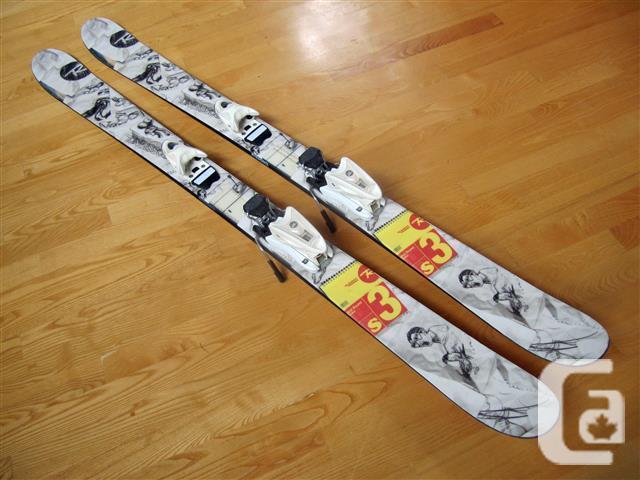 Rossignol S3 Pommier Skis ~ 150cm