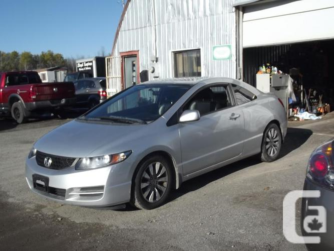 SAFETIED-2009 Honda Civic EX-L-4 cyl. LEATHER