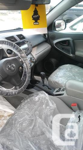 SAFETIED-2010 Toyota RAV4 4WD 4cyl