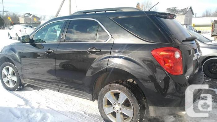 Safetied beautiful, fully loaded 2013 Chevy Equinox 1LT