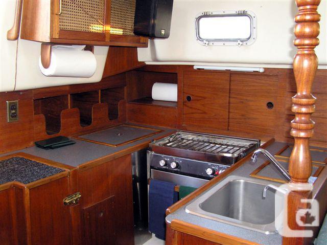 Saiboat Aloha 34