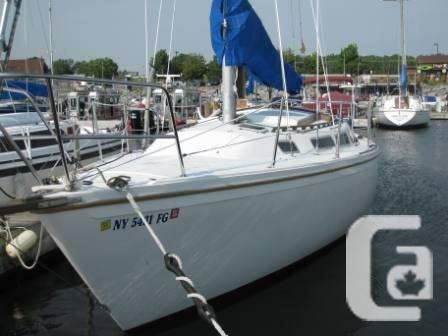 Sailboat Catalina 30 - $19400