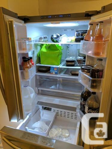 "Samsung French Door Refrigerator 30"""