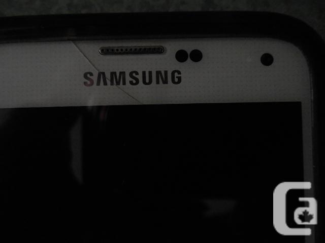 Samsung Galaxy S5 Model SM-G900W8