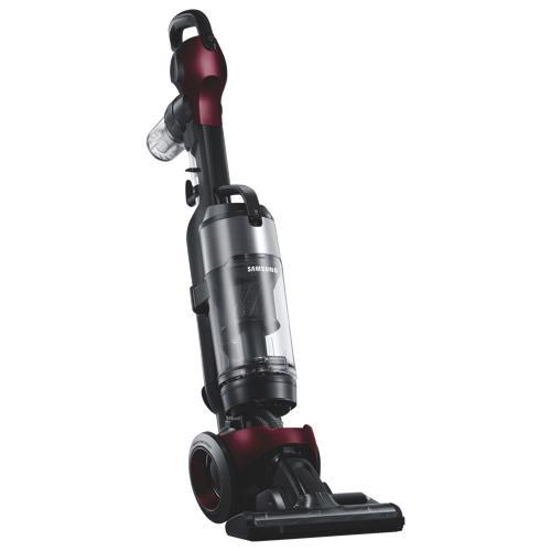 Samsung Motion Sync Bagless Upright Vacuum - Refined