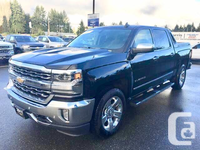 SAVE $13K on This Fully Loaded Brand New 2017 Silverado