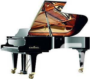 Schimmel Pianos from Germany!