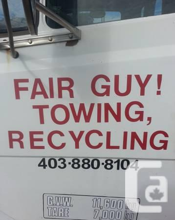 Scrap Metal/ Vehicle Removal / Towing - Fair Guy